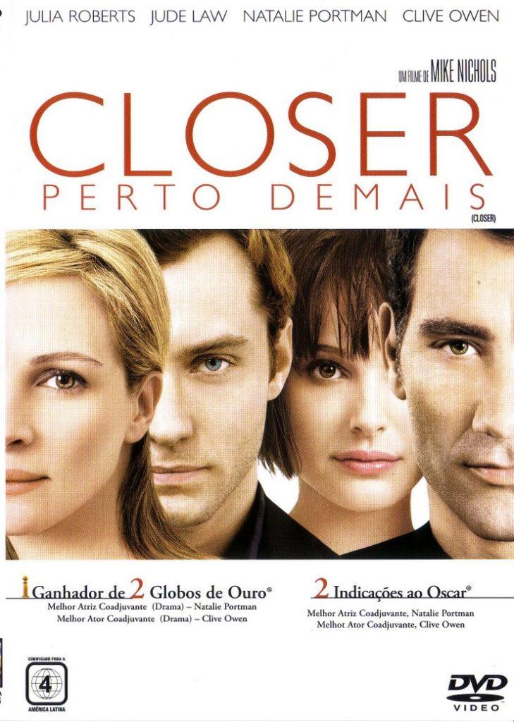 closer perto demais