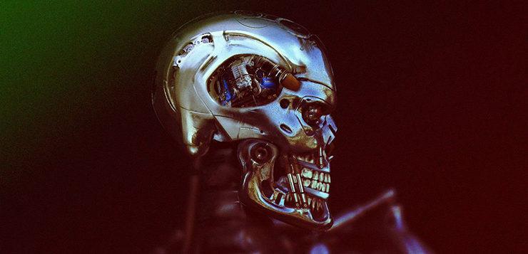 crânio-robô