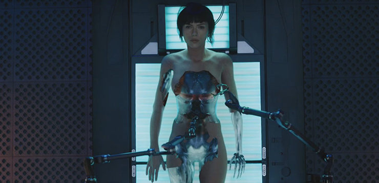 Ghost in the Shell | 2017
