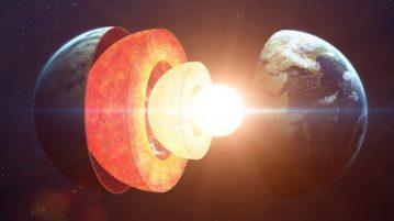 núcleo-terra