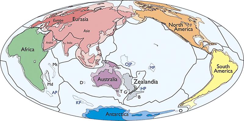 zelândia-continente