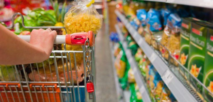 Compras supermercado comida câncer