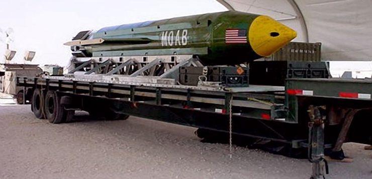 MOAB bomba