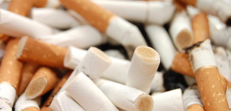 cigarro tabagismo