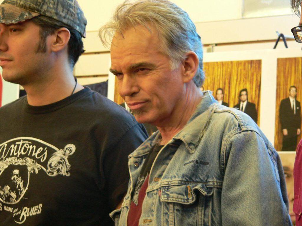 O ator Billy Bob Thornton