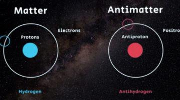 antimatéria
