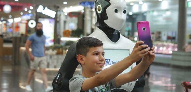 Emprego Robô