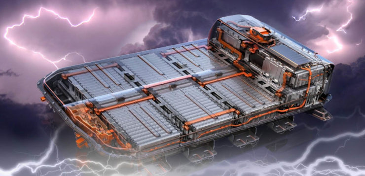 Bateria baterias Carro Instantânea