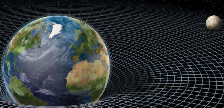 Gravidade Terra Anomalia Cientistas