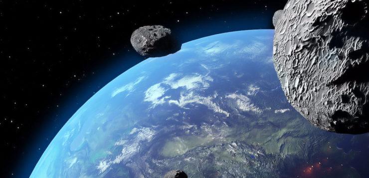 Meteoros perto da terra asteroide asteroides