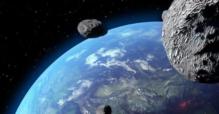 Terra pode estar em meio a uma chuva de asteroides milenar, diz pesquisa