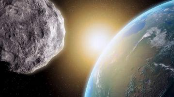 NASA Asteroides Satélite