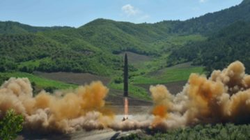 missil coreia do norte