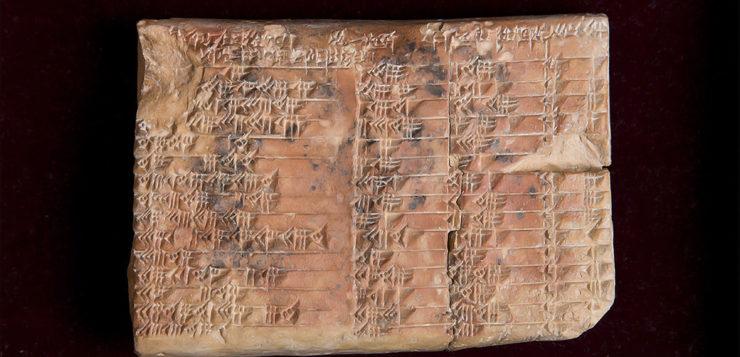 Mistério matemático da Babilônia antiga é finalmente resolvido