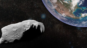 Será que o asteróide Apophis poderia atingir a Terra