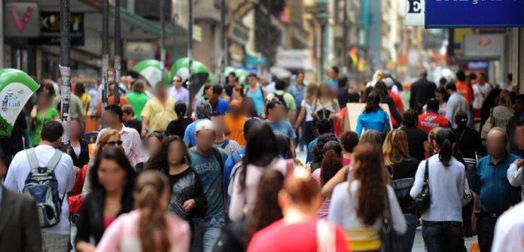 brasil população