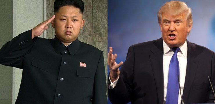 kim jong un coreia do norte donald trump estados unidos