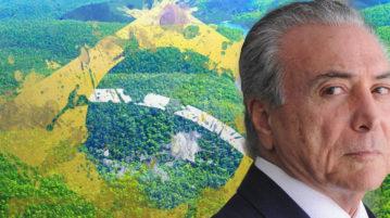 Especialistas de todo o mundo estão preocupados com a política ambiental do Brasil