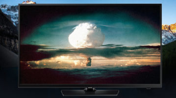 Mensagem apocalíptica misteriosa aparece na televisão na California