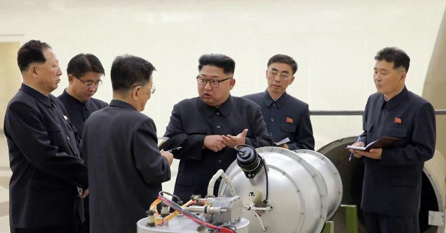 coreia do norte teste bomba