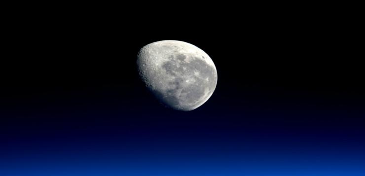Tremores estão fazendo a Lua encolher, revela estudo