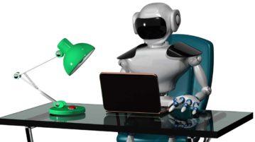 robôs nas redes sociais