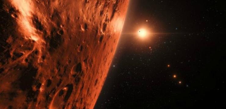 Fonte: ESO/N. Bartmann/spaceengine.org