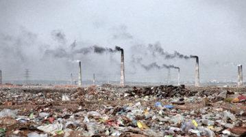 Estudo mostra que a poluição mata mais que a guerra desastre e a fome
