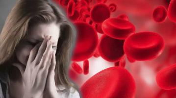 Uma mulher italiana está misteriosamente suando sangue há 3 anos