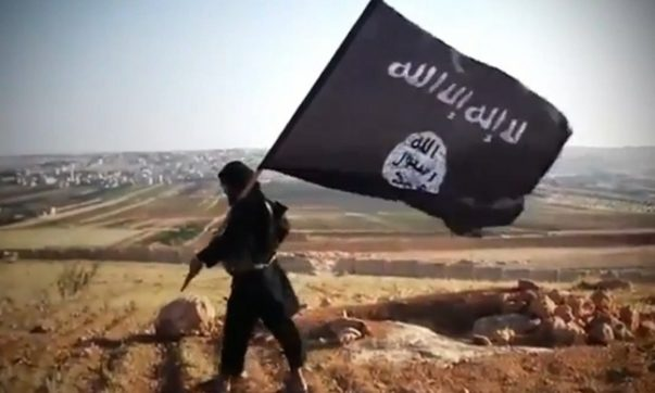 AN estado islâmico síria