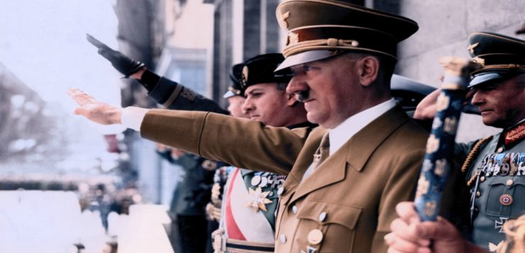 Nazistas planejavam Holocausto na América, indica livro de Hitler