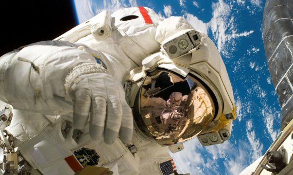 astronauta cérebro
