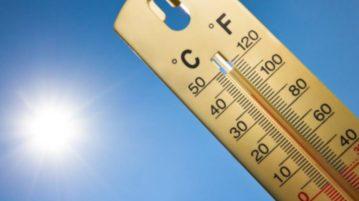 calor temperatura 2017 ano mais quente