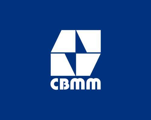 logomarca da CBMM