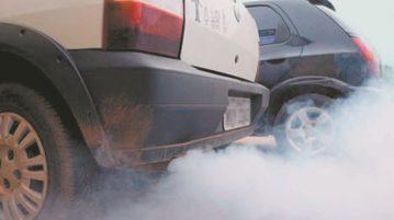 poluição carros são paulo