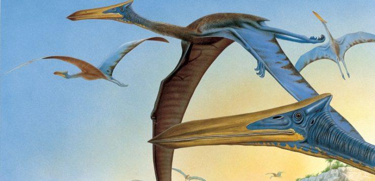 pterossauros
