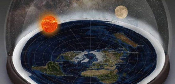 terra é redonda