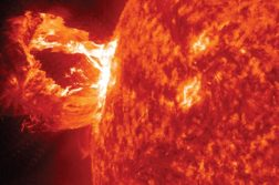 tempestades solares