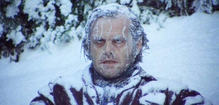 aquecimento global onda de frio