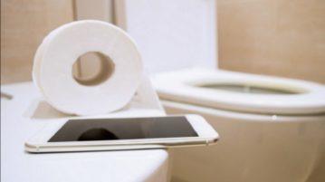 banheiro celular