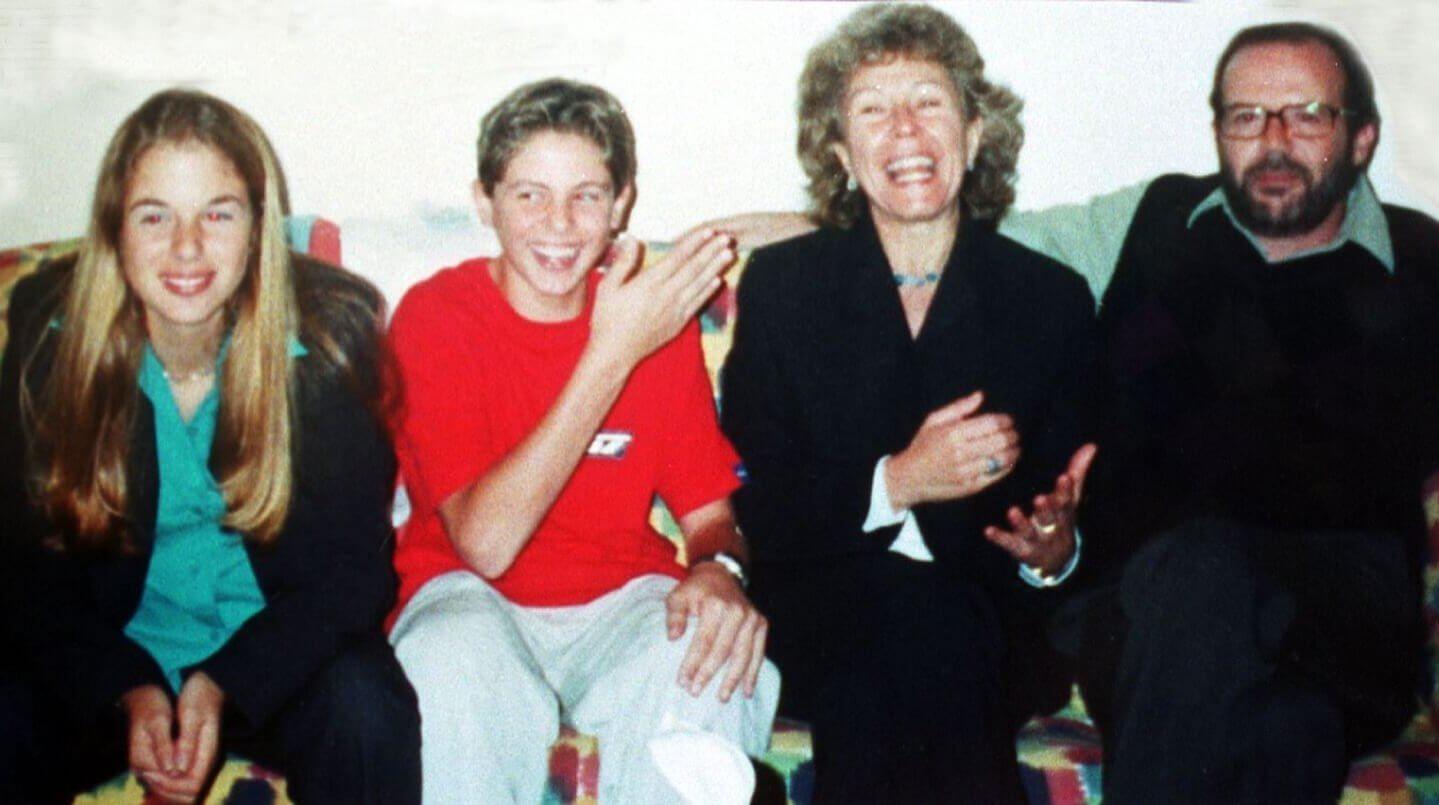 A família von Richthofen (Foto: Reprodução)