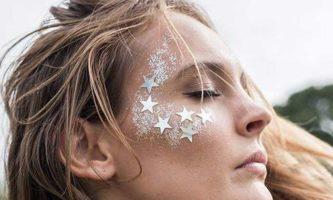 AN glitter carnaval