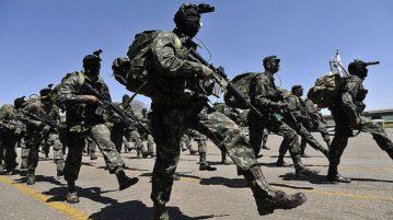 AN intervenção forças armadas rio de janeiro