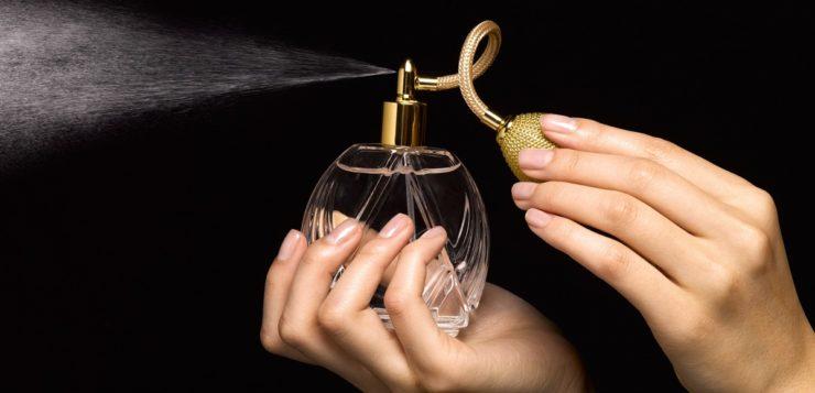 AN perfume poluição