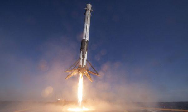 falcon 9 spacex internet barata