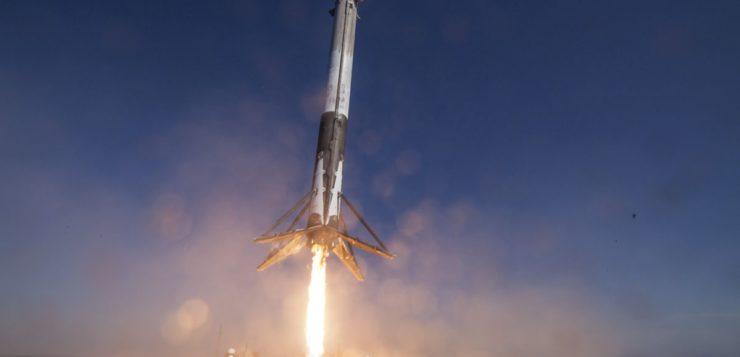 Buraco na atmosfera feito por foguete da SpaceX pode prejudicar GPS