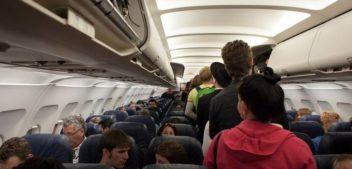 Tripulação de voos tem mais chance de transmitir gripe do que passageiros