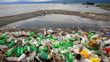 AN lixo oceanos