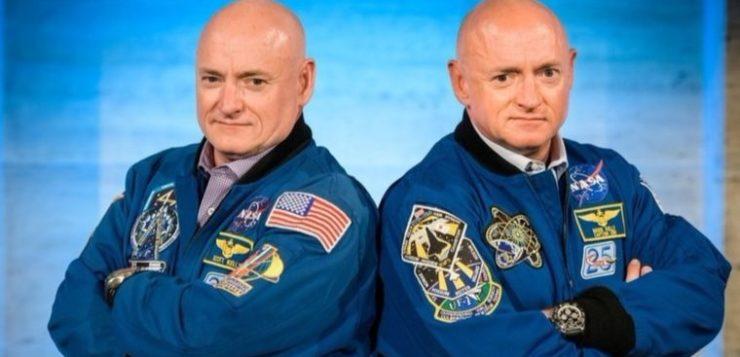 Irmãos astronautas deixaram de ser gêmeos idênticos? A Nasa explica