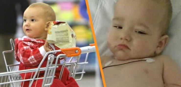AN bebê carrinhos de supermercado